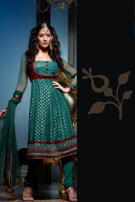 Fancy Shalwar Kameez For Eid: New Stylish Designs