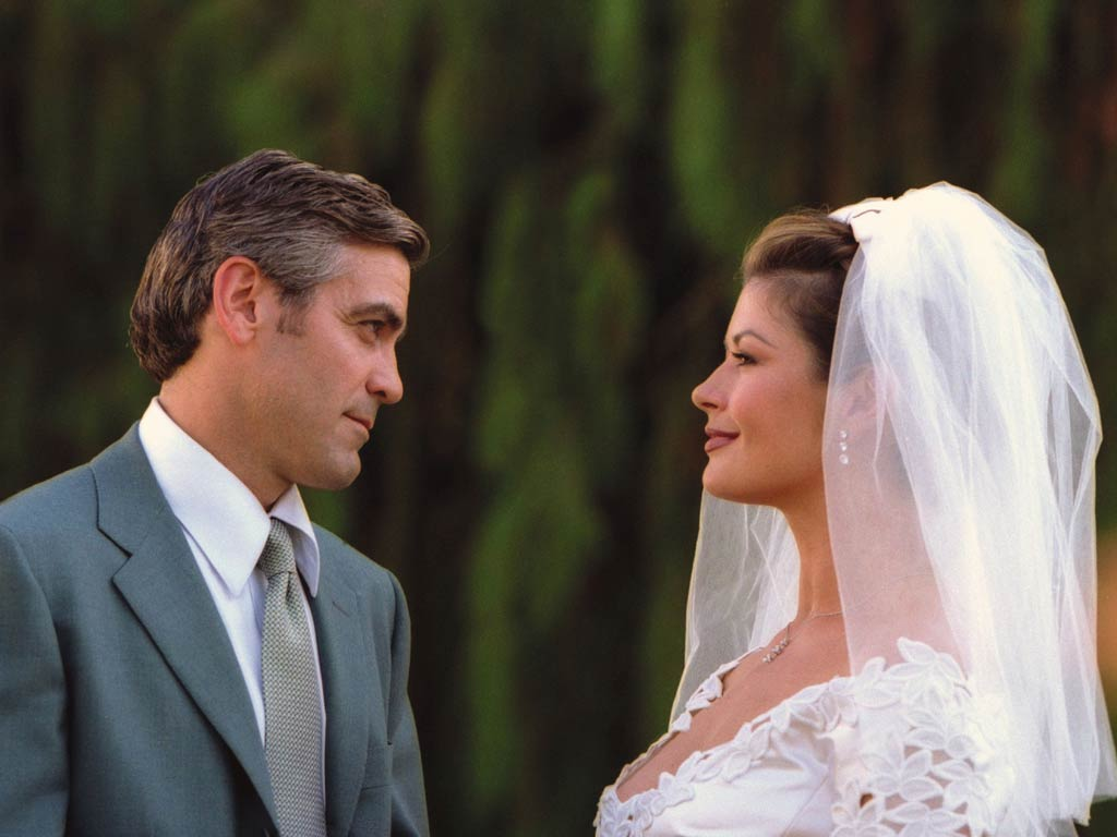 George Clooney Wedding Picture