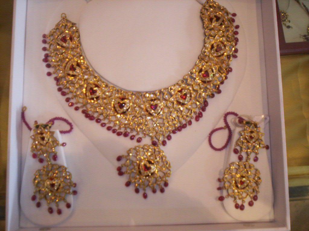 Most beautiful gold jewelry