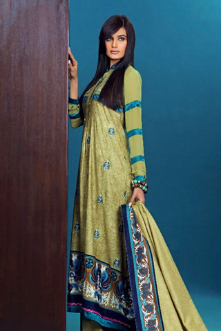 Gul Ahmed Nice Collection for Winter Season - today's GUL AHMED dresess....................