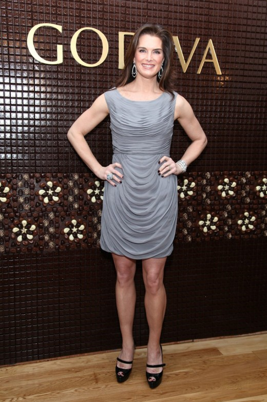 Brooke Shield 22 Impressive Lovely Pictures Yusrablog Com