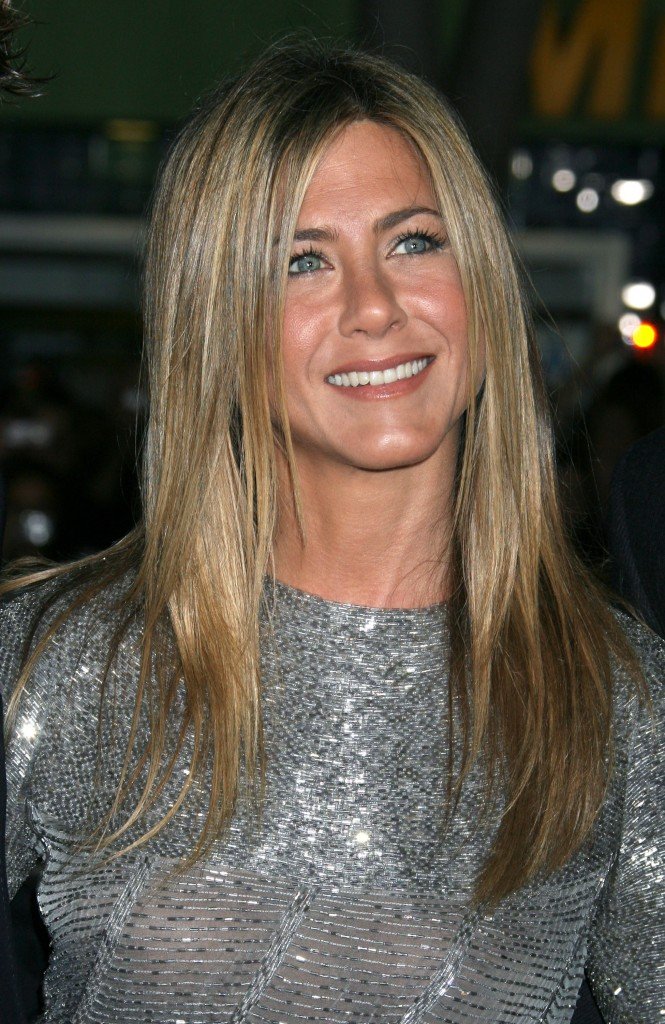 jennifer aniston long hair. Jennifer Aniston Long Hair