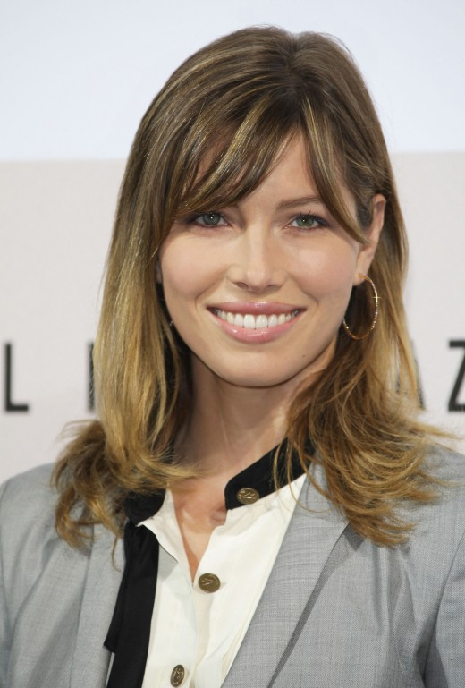jessica biel wallpapers. Jessica Biel Wallpaper for