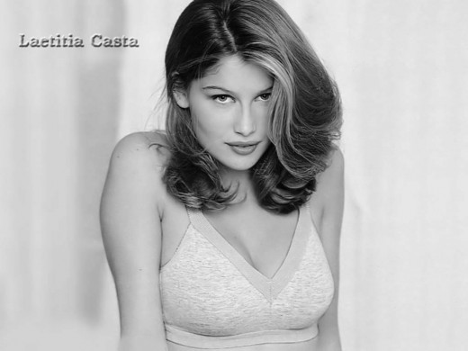 laetitia casta hot hairs. laetitia casta hot hairstyless