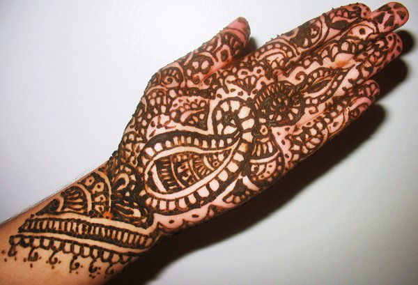 Eid Mehndi Designs For Hands: New Unseen Design 2010-11