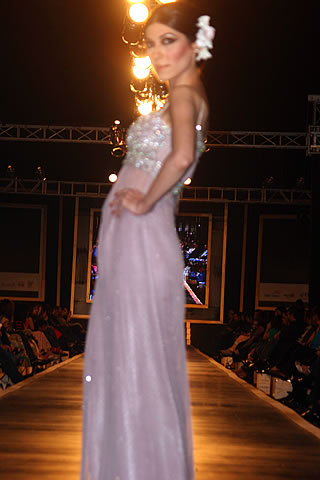 Mehdi Bridal Dresses Collection from Bridal Couture Week - Mehdi Pakistani Designer Collection at Bridal Couture Week 2010