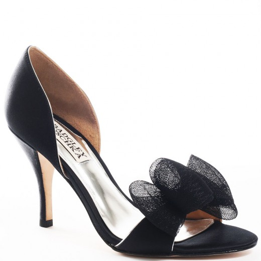 New Heigh Heel Black Shoes for Eid 520x520 - Latest Fancy Shoes For Eid 2010 – 11