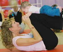 The Importance Of Postnatal Fitness