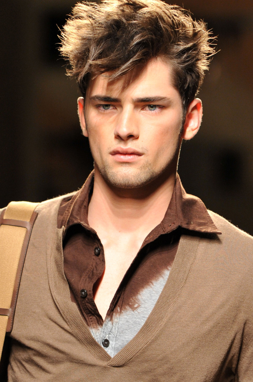 Top 50 male models in the world everything you want to for Model height