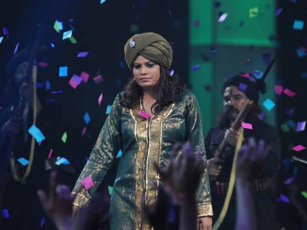 Seema Parihar in Big Boss Season 4