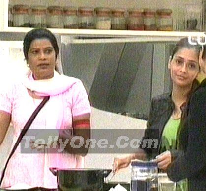Seema Parihar in Big Boss Season 4 - YusraBlog com