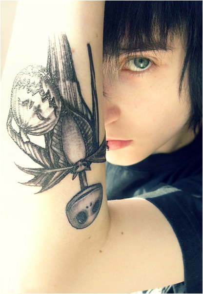 Best alien tattoo designs for you for Best way to take care of a new tattoo