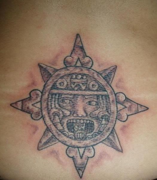 tattoos designs for men. Aztec Tattoos Designs: Try