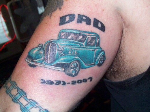2011 Best Car Tattoo Designs Yusrablog Com