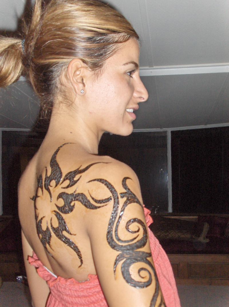 Best Henna Tattoo Design