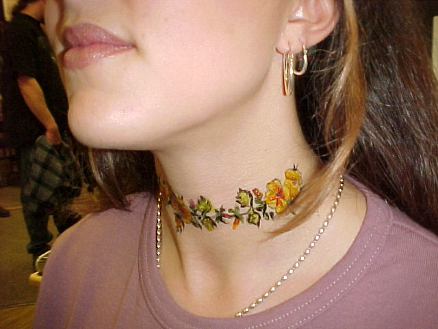 Neck Tattoo Designs For Girls: It All About Beauty