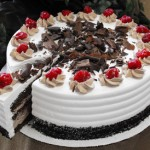 Black Forest Cake Recipe: king Of All Cakes
