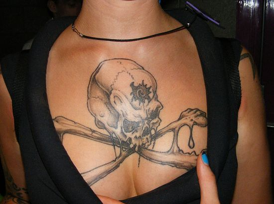 Make Your Chest Attractive With Beautiful Tattoos