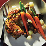 Delicious Chicken Fricassee Recipe
