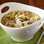 Easy And Healthy Chicken Noodle Soup Recipe