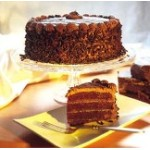 Yummy Chocolate Layer Cake Recipe