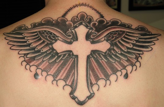 Upper Back Tattoo For Women. upper back tattoos designs