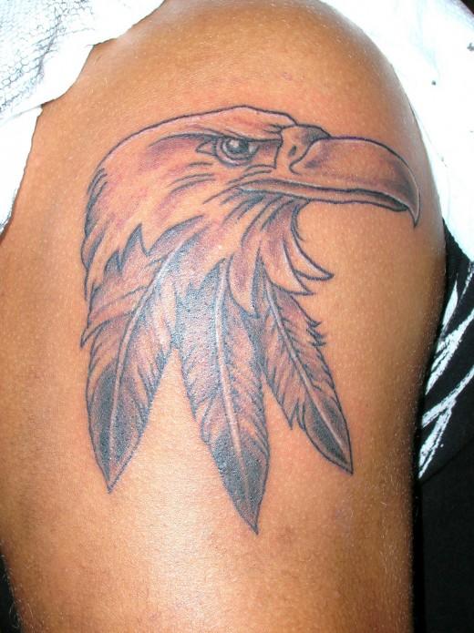 Eagle Back Tattoo More Stunning Eagle Ta...