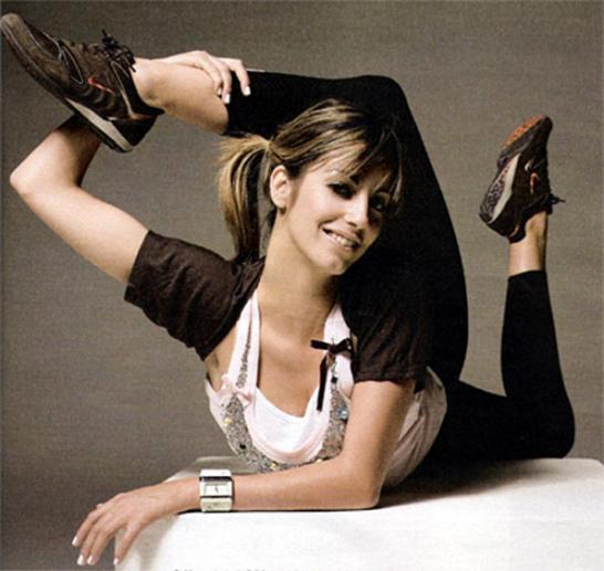 Unbelievable Flexible Female Photo Flexible Women
