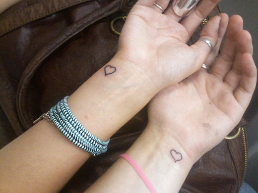 Make Your Friendship Strong With Tattoo Designs - YusraBlog.com