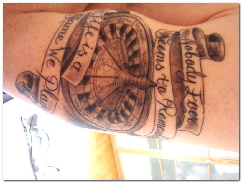 Good Vs Evil Sleeve Tattoo Ideas The Best Tatto 2017