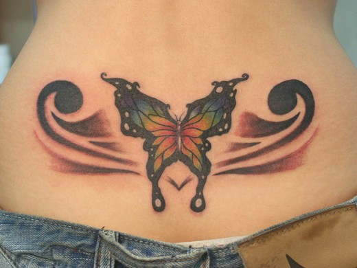 4238575941892 Massive Collection of Best Butterfly Tattoo Designs - YusraBlog.com