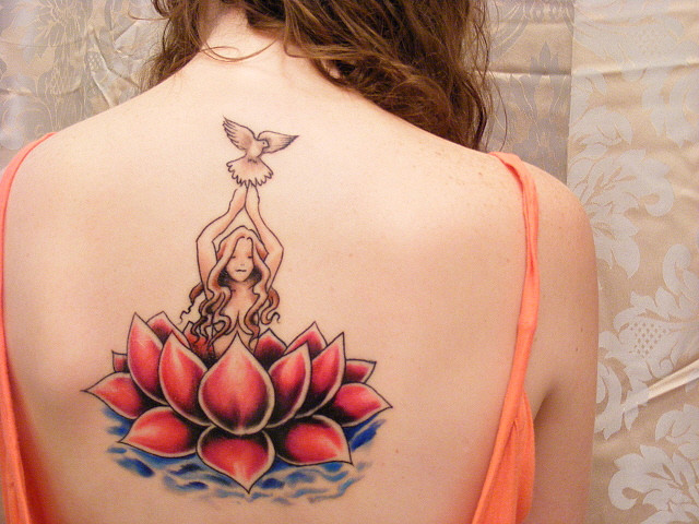Massive Collection of Best Lotus tattoo Designs
