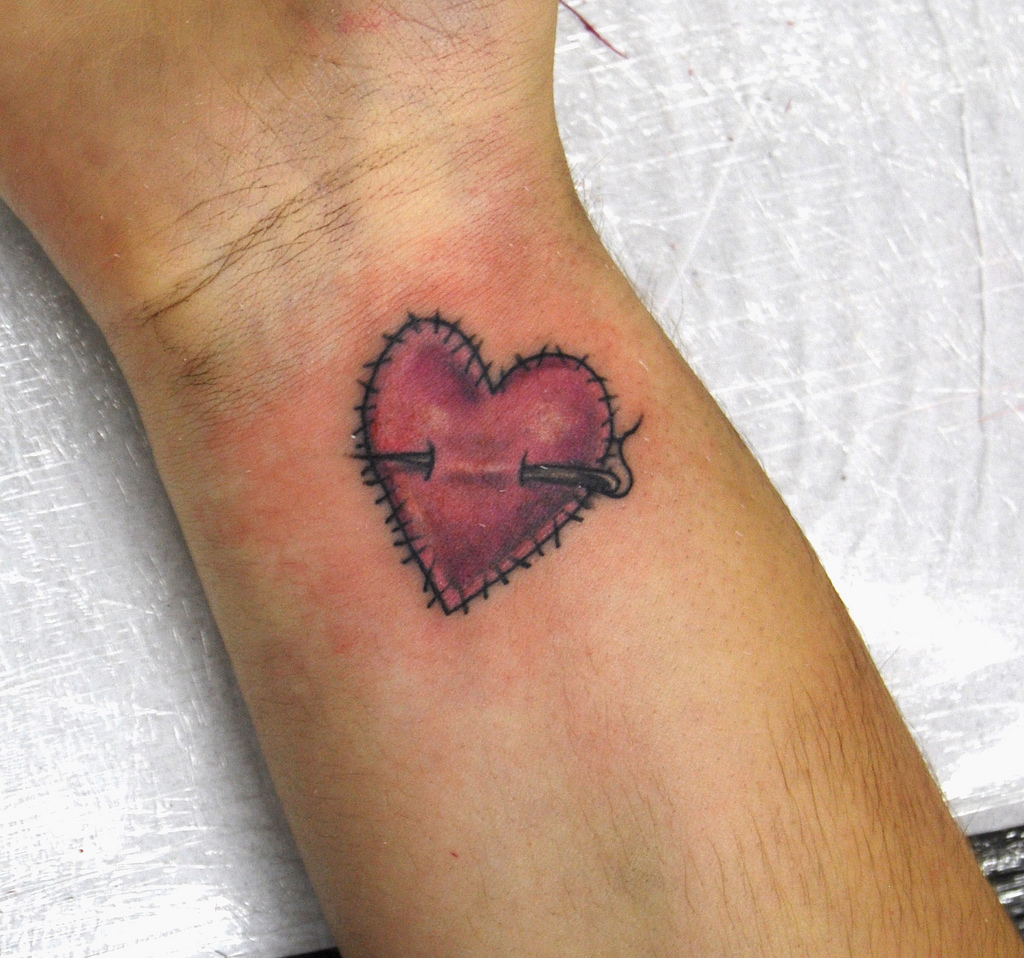 Heart-Tattoo-Latest-Style.jpg (1024×958)