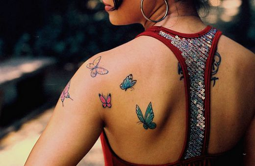 tattoo picture ideas for girls. Exclusive Kanji Tattoo Ideas For Girls