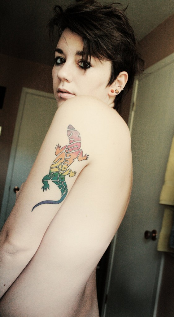 Beautiful Lizard Tattoo Designs Around The World