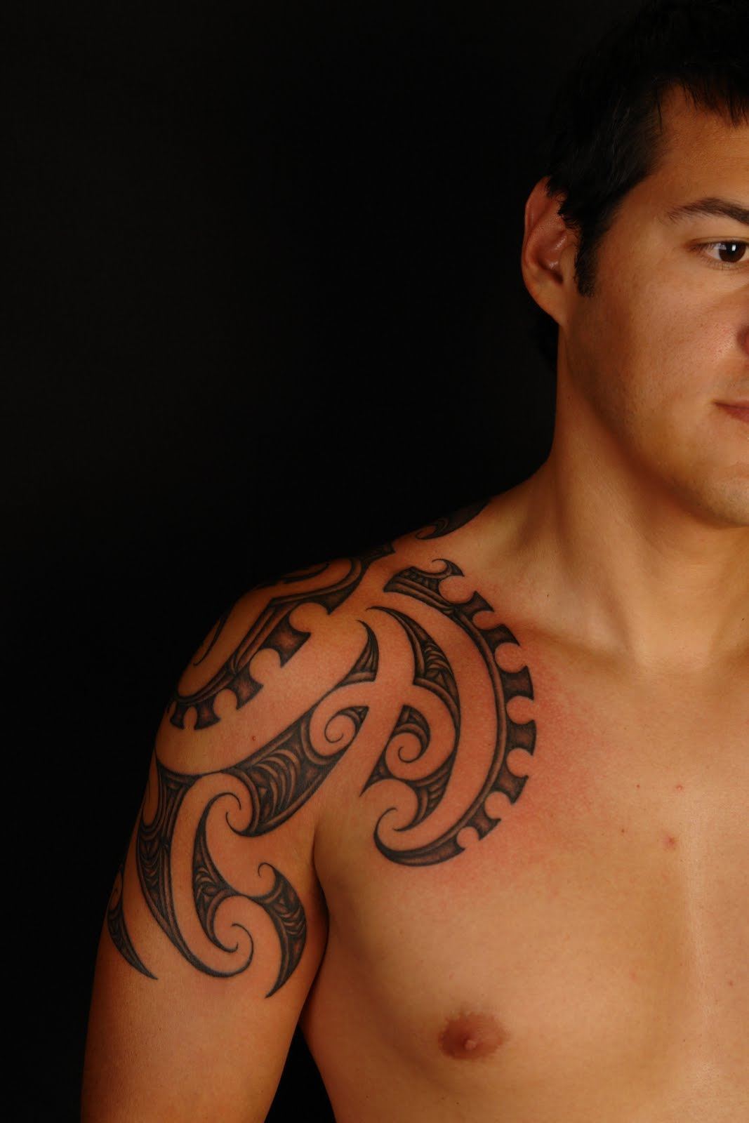 Interesting Maori Tattoo Designs For 2011
