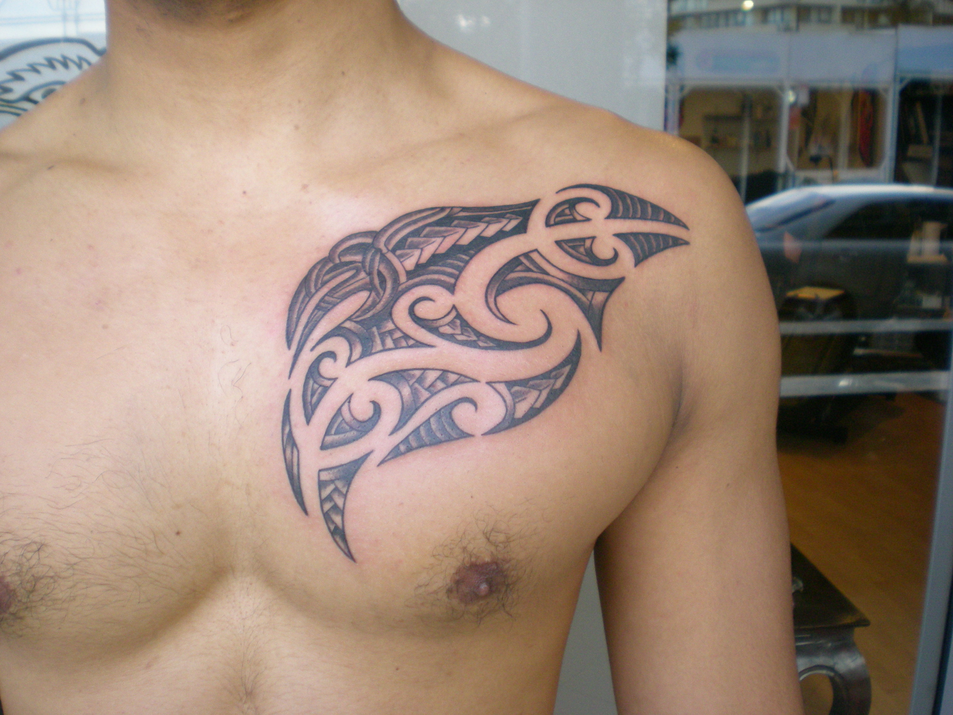 Interesting Maori Tattoo Designs For 2011 | YusraBlog.