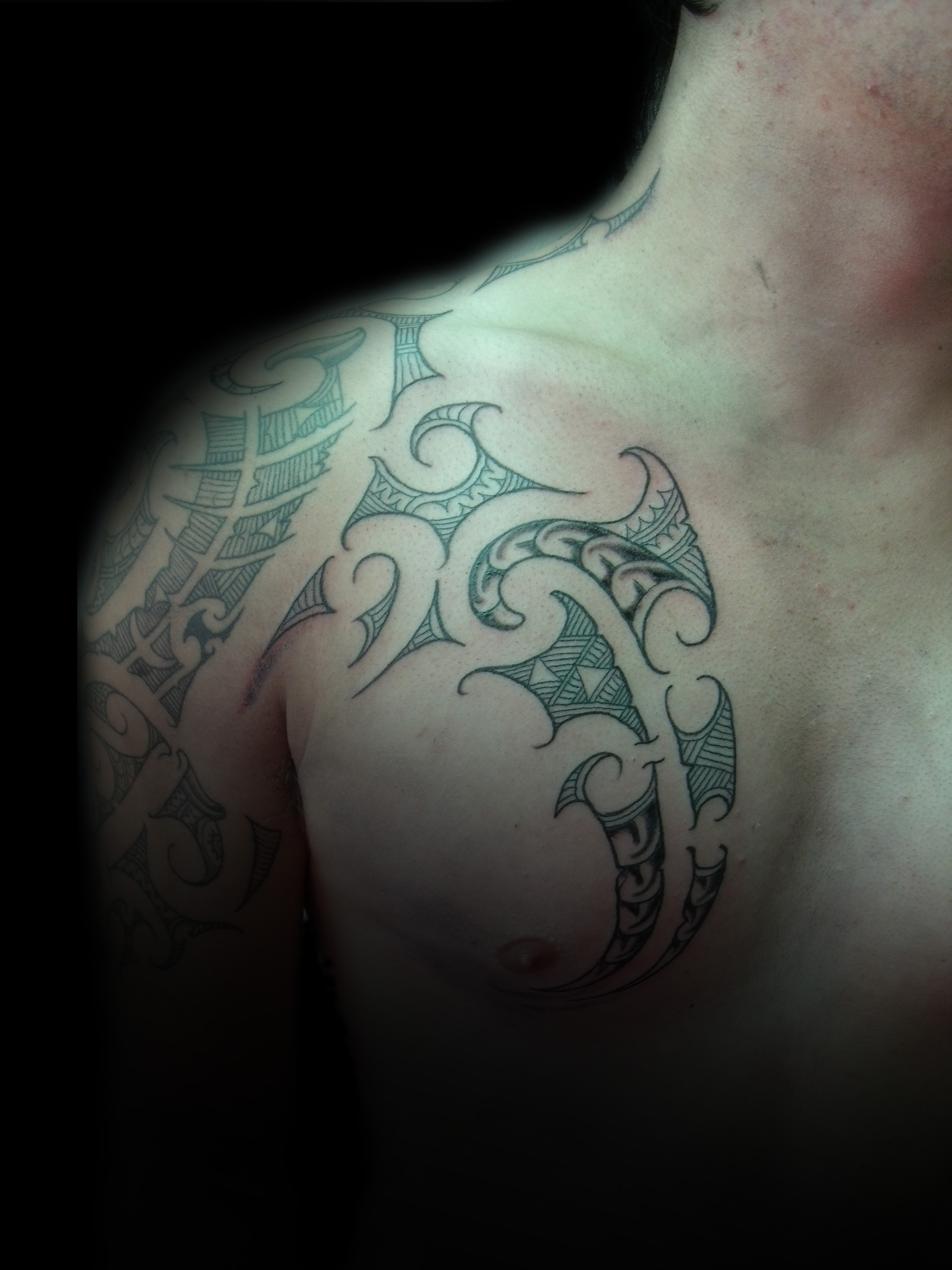 Interesting Maori Tattoo Designs For 2011 Maori Tattoo for Back ...