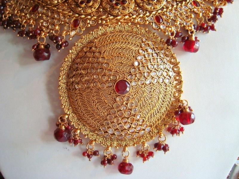 Pakistani Bridal Jewellery Designs For 2011 YusraBlogcom