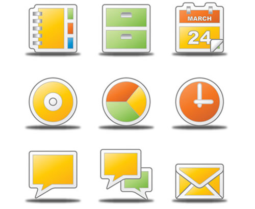Creative Examples Of High Quality Free Icon Sets