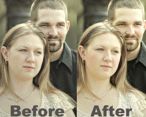 Adobe Photoshop Photo Retouch Tutorials