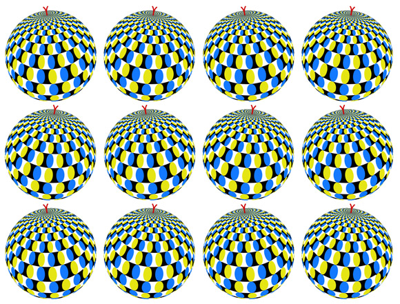Fantastic Illusion with Plastic Layer