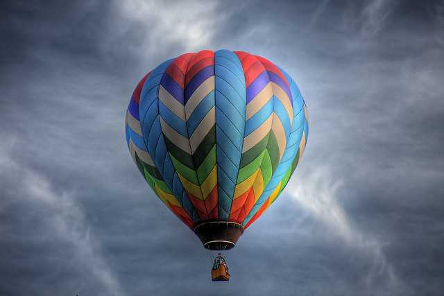 20 Incredible Hot Air Balloon Photography