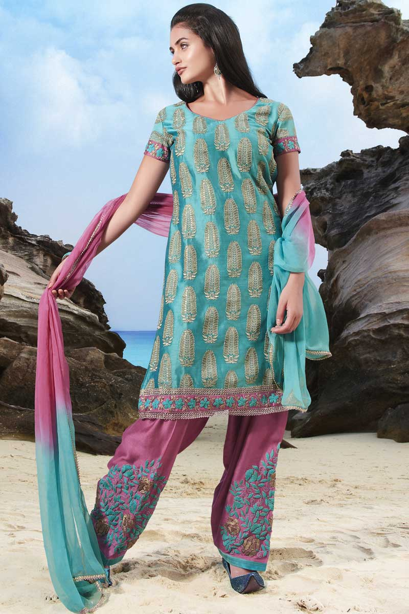 New Party Salwar Kameez Designs For 2011