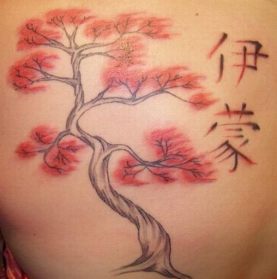 Girls Tree Tattoo Designs For 2011