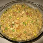 Easy Baked Chicken Rice Recipe