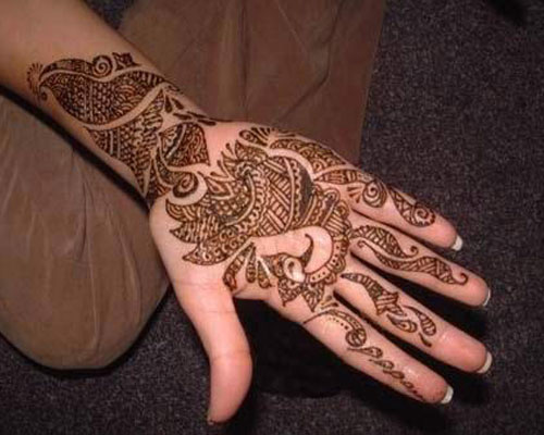 Cute Henna Designs Patterns Images Book For Hand Dresses For Kids