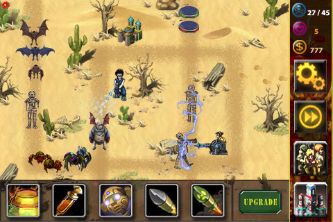 Free Download iPad Game: Bio Army