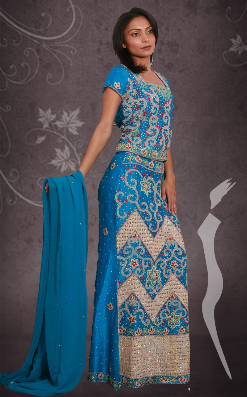 Latest Lehenga Choli Designs For 2011