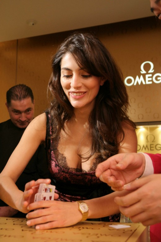 Caterina Murino Playing Cards